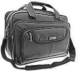 Star Dragon Schultertasche Citybag Flugbegleiter Ausweistasche Umhängetasche Business Messenger Bag Tasche Black NEU