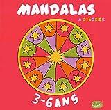 3-6 ans : Mandalas à colorier
