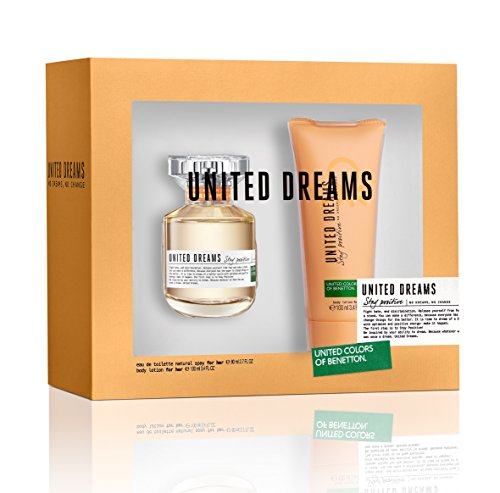 BENETTON - UNITED DREAMS STAY LOTE 2 pz-mujer