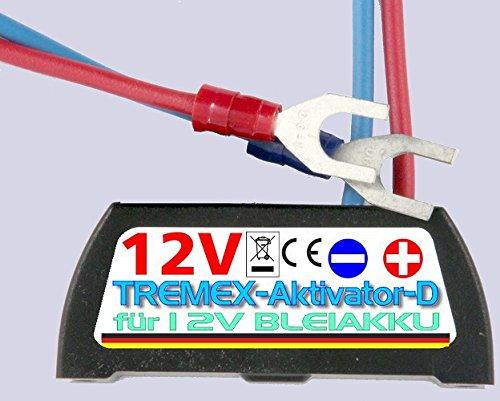 Tremex - Activador para baterías de plomo de 12 V