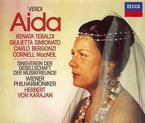 Verdi: Aida (UHQCD) [Import USA]