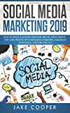 Social Media Marketing 2019: How to Build a Massive Personal Brand, Drive Traffic, and Gain Profits with Instagram Marketing, Facebook Advertising, YouTube, and SEO