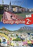 Géographie 2de collection Janin - manuel élève (nouveau programme 2019)
