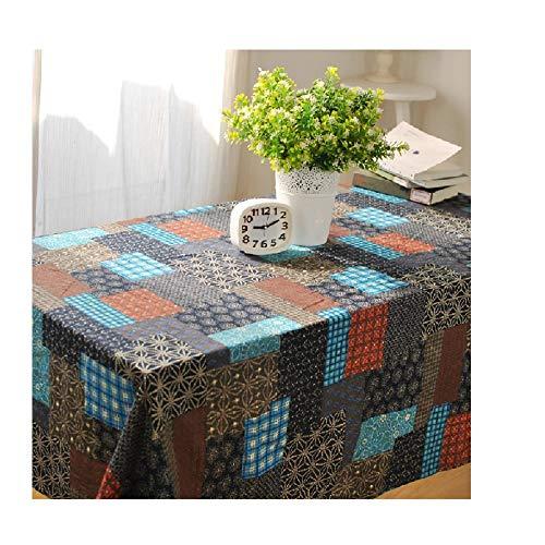 Ruanyi tovaglia in lino - tovaglia da cucina tovaglia su misura (color : a, size : 39.4 * 55.1in)