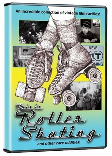 This Is Roller Skating and Other Rare Oddities! by Hugh Beaumont - Skating-filme Roller