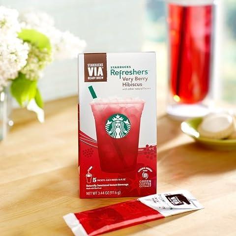 """Starbucks VIA Refreshersâ""""¢ Very Berry Hibiscus (5-pack)"""