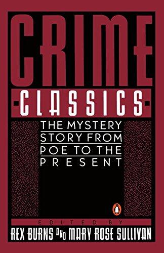 Crime Classics Cover Image