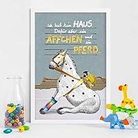 Pippi Langstrumpf 44372800 Pippi Hobby Steckenpferd