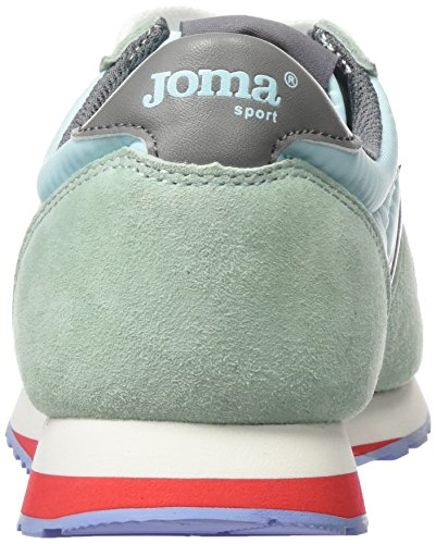 Joma - C.200 Lady 605 Turquesa, Scarpe sportive Donna Turchese