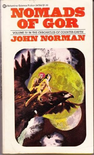 Nomads of Gor par John Norman