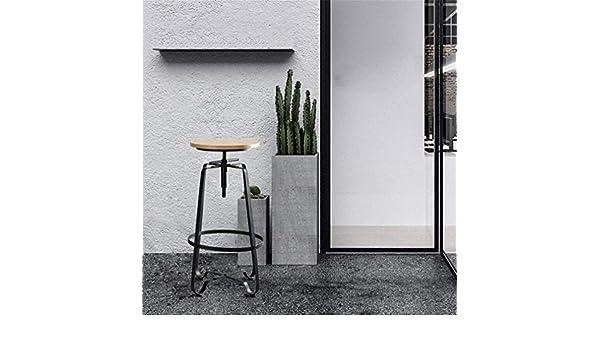 Sunshier stile diverso sgabello sedia american solid wood bar iron
