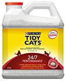 Purina Tidy Cats sable Aglomerante pour chats, paquet de 3 x 6.35 kg