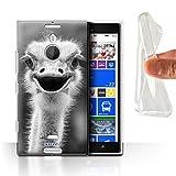 Stuff4 Gel TPU Phone Case/Cover for Nokia Lumia 1520 /
