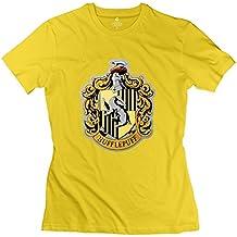 jiaso Harry Potter Hufflepuff de la mujer T-Shirt