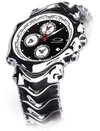 Oakley - 10-142 - GMT - Chronographe - Montre Homme- Bracelet en Métal 63631224d28e