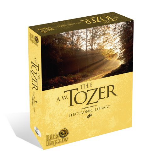 The A. W. Tozer Electronic Library, used for sale  Delivered anywhere in UK