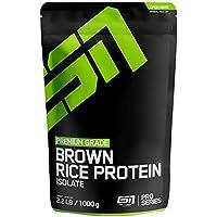 ESN Rice Protein Isolate, Hazelnut, 1kg