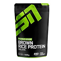 ESN Rice Protein Isolate, Cinnamon Roll, 1kg