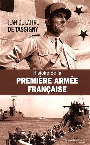 Histoire de la Première armée française : Rhin et