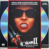 Howling II: Your Sister Is A Werewolf LASERDISC (NOT A DVD!!!) (Full Screen Format) by Annie McEnroe, Reb Brown, Sybil Danning, Marsha A. Hunt, Ferdy Mayne Christopher Lee