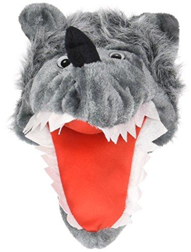 Unbekannt AEC-aq04696-Hut Wolf Erwachsene