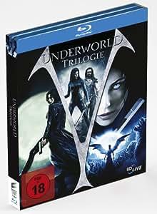 Underworld - Trilogie (Limited Steelbook, exklusiv bei Amazon.de) [Blu-ray]