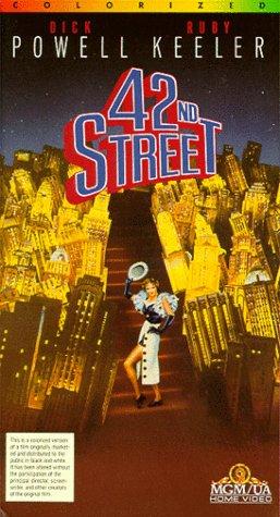 Preisvergleich Produktbild 42nd Street [VHS]