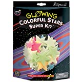 University Games CRE-19474 Glow In The Dark Micro Stars Educational Toy