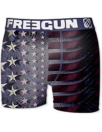 Boxer Freegun Homme P34 USA 3D