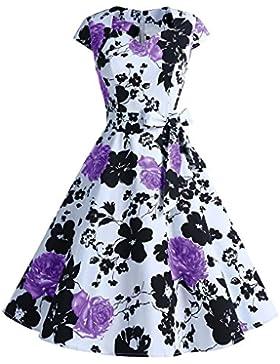 Dressystar Einfarbiges Kleid Vin