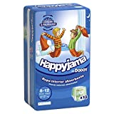 Productos Para Ninos Best Deals - Dodot Happyjama - Pañales para niños de 8-12 años, tipo ropa interior absorbente, 13 unidades