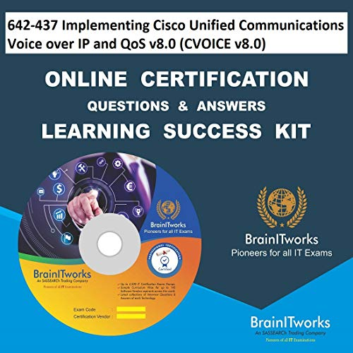 Cisco Unified Communications Video (642-437 Implementing Cisco Unified Communications Voice over IP and QoS v8.0 (CVOICE v8.0)Certification Online Learning Made Easy)