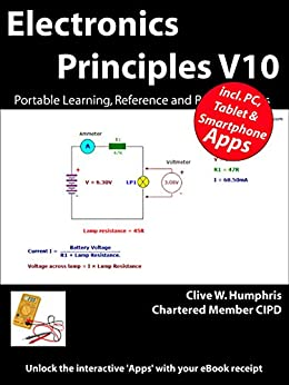 Electronics Principles V10 by [Humphris, Clive W.]