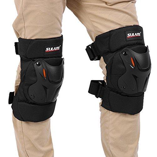 Broadroot attrezzature protezione ginocchiera Bike scooter Racing Guard Protector
