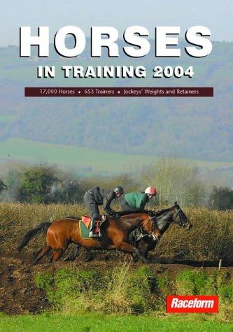 Horses in Training 2004