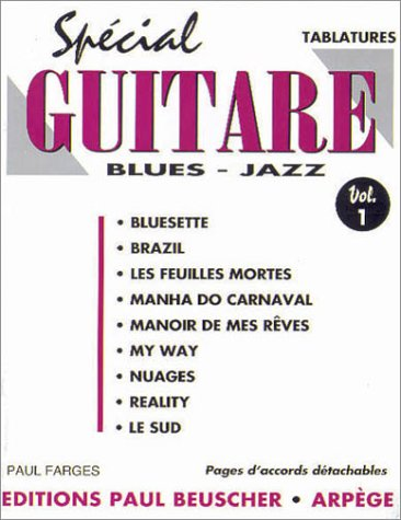 Partition : Special guitare  n°1 Paul F...
