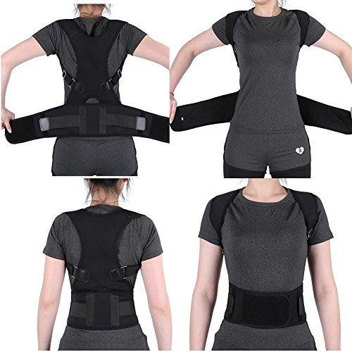 Zoom IMG-2 semme cintura correttore postura posteriore