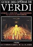 Guide des opéras de Verdi
