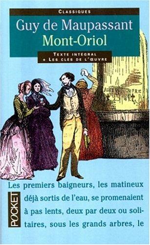 Mont-Oriol par Guy de Maupassant