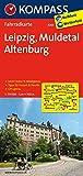 KOMPASS Fahrradkarte Leipzig - Muldetal - Altenburg: Fahrradkarte. GPS-genau. 1:70000: Fietskaart 1:70 000 (KOMPASS-Fahrradkarten Deutschland, Band 3084)
