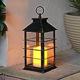 Lanterne exterieur bougie luminaires eclairage for Lanterne avec bougie exterieur