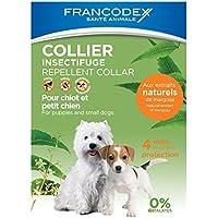 Francodex Francodex Collar Repelente Perro -10 Kg 35 Cm