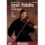 Learn To Play Irish Fiddle 2: Reels, Jigs And Breton Gavottes