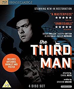 The Third Man: Limited Collector's Edition [Blu-ray] [1949]