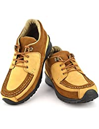 Men's Woodland Shoes (Brown)