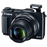 Canon PowerShot G1 X Mark II - 12.8 MP, Point & Shoot Camera, Black