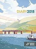 National Railway Museum Desk Diary 2018 (Diaries 2018)