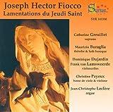 Lamentations du Jeudi Saint / Hector Fiocco