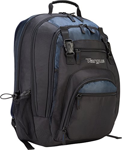 Targus 17″ XL Notebook Backpack 17″ Notebook backpack – Funda (43,2 cm (17″), Notebook backpack, Nylon, 1,54 kg, 419 x 55,8 x 327,7 mm, 393,7 x 203,2 x 520,7 mm)