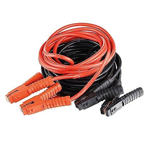 1200Amp 6metres Câbles de démarrage professionnels Heavy Duty pour voiture,